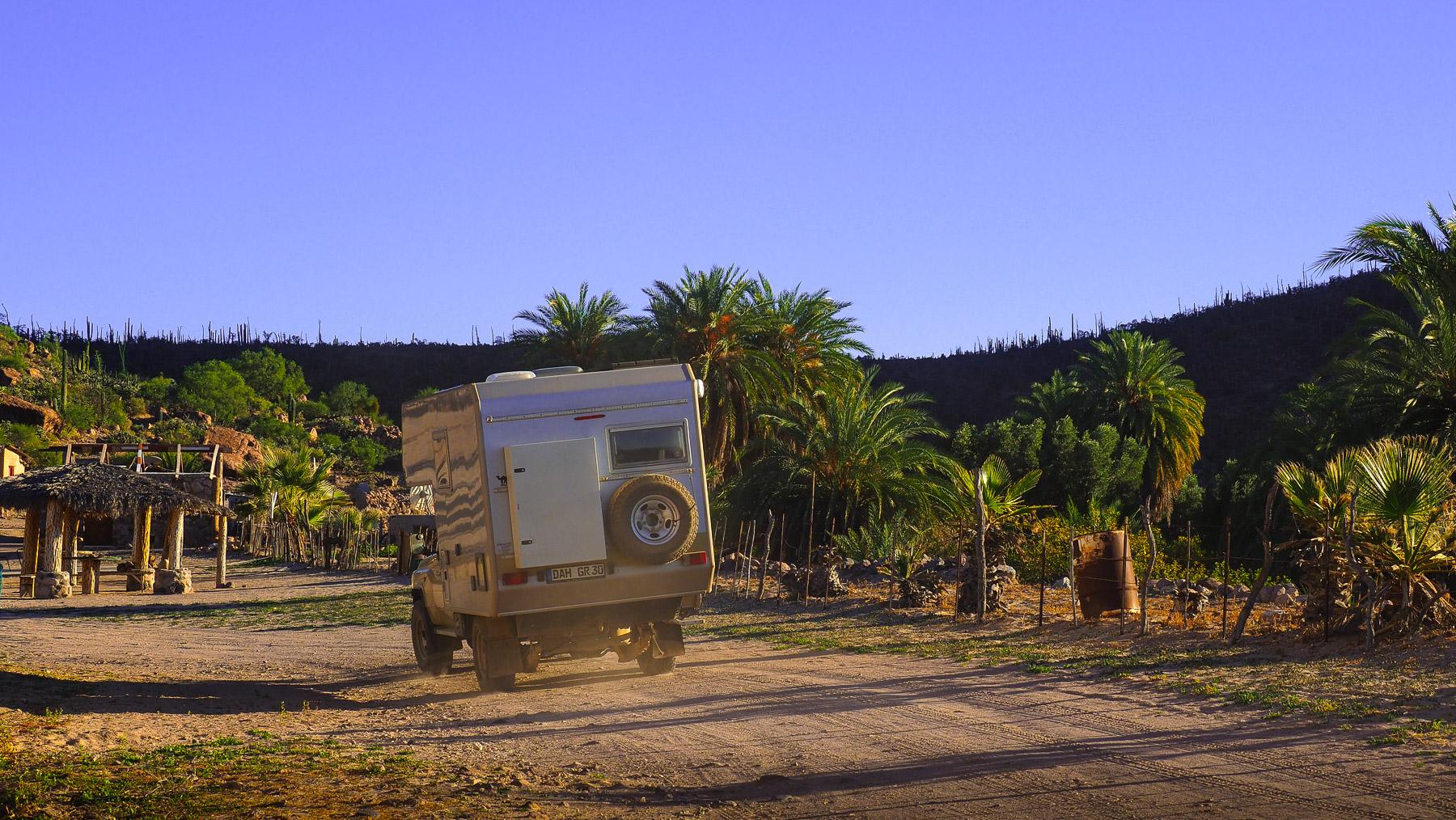 San Borja - Oase in der Wüste