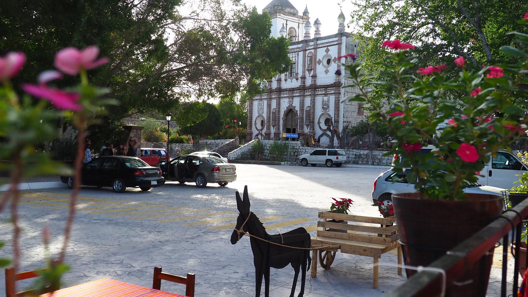 San Ignacio - netter kleiner Ort
