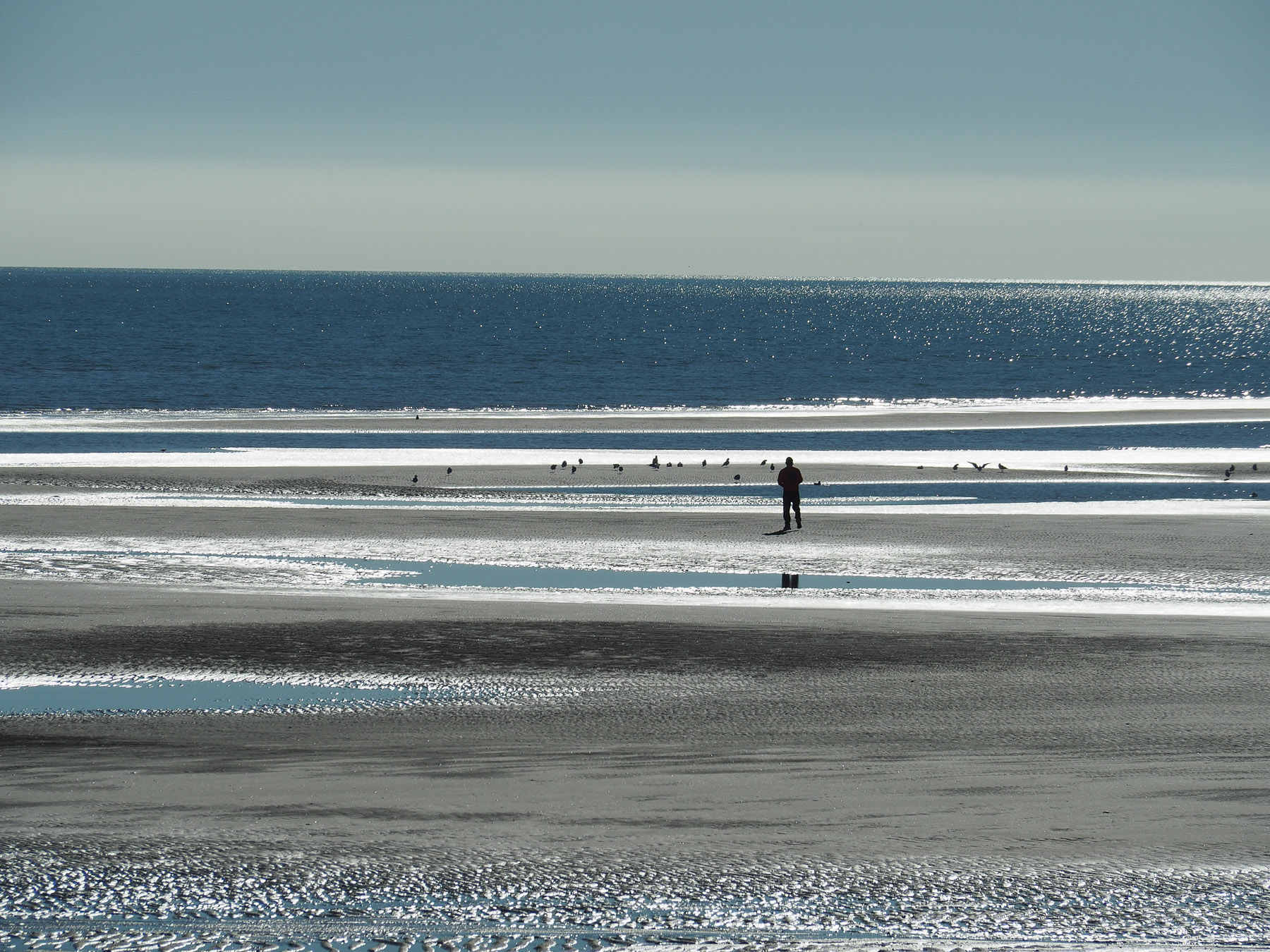 Seele baumeln lassen am Meer