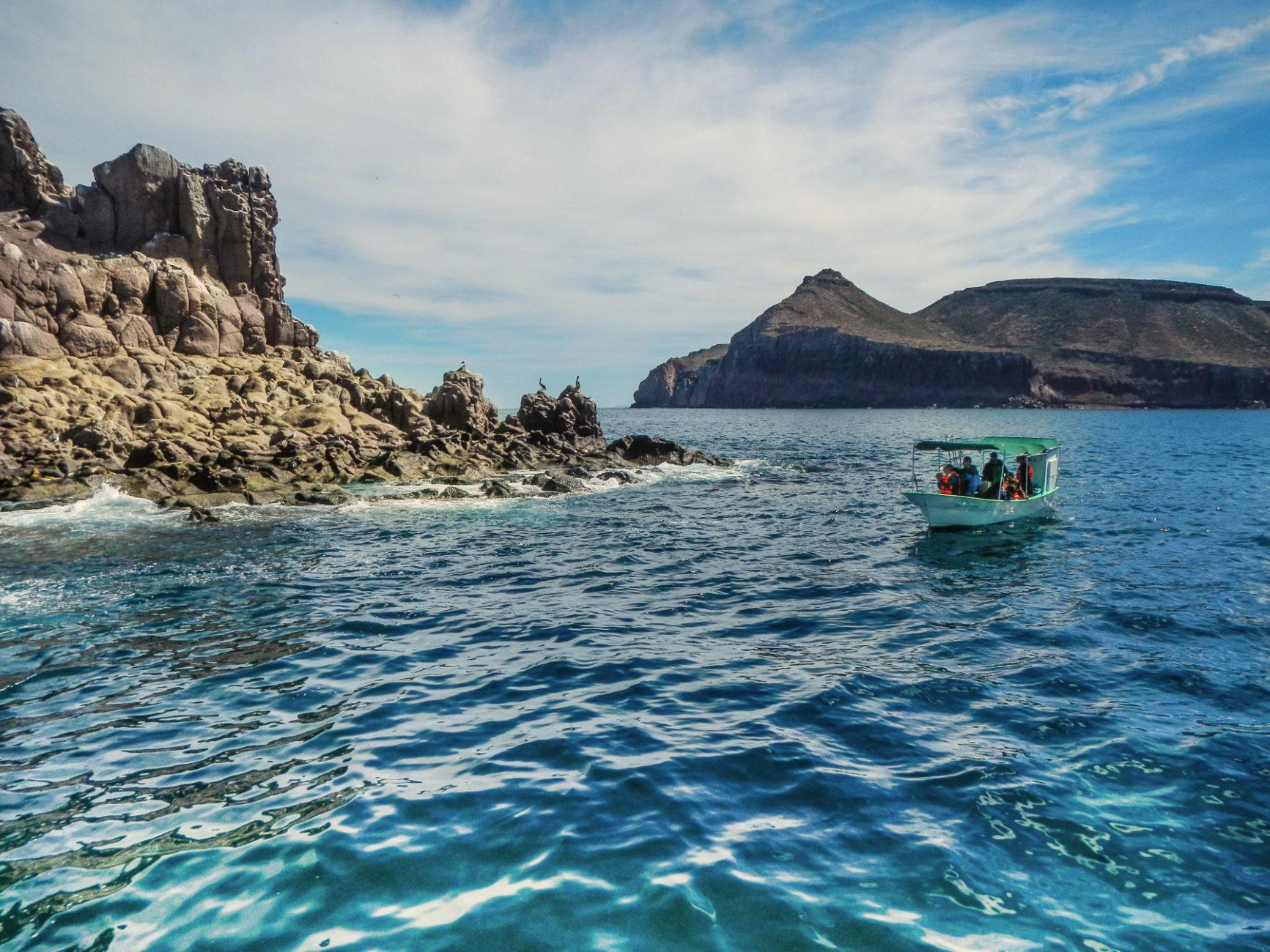 Ausflug zur Isla Espiritu Santo