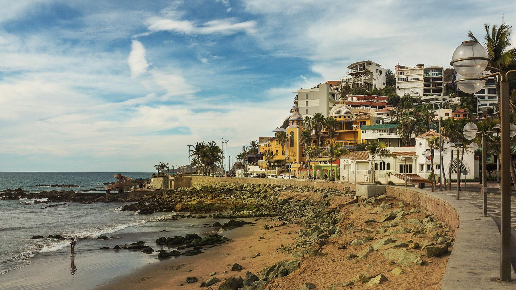 Fähre nach Mazatlan, Festland Mexiko