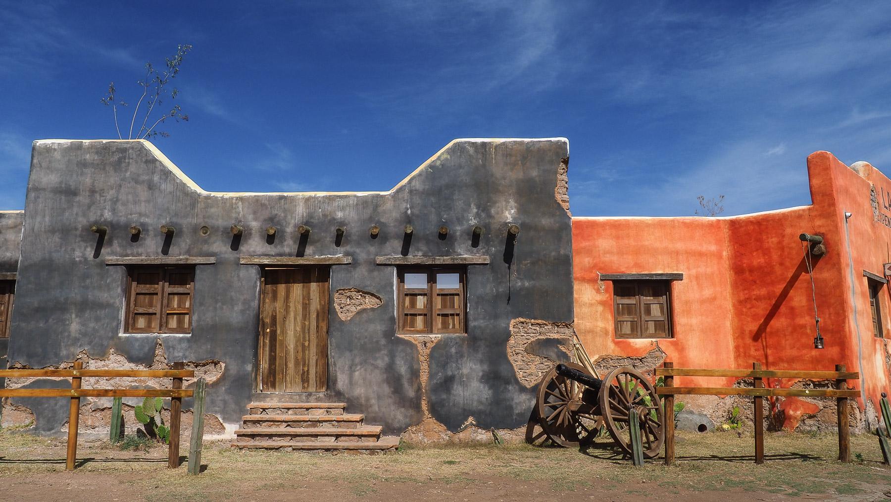 Wild West Filmkulissen bei Durango