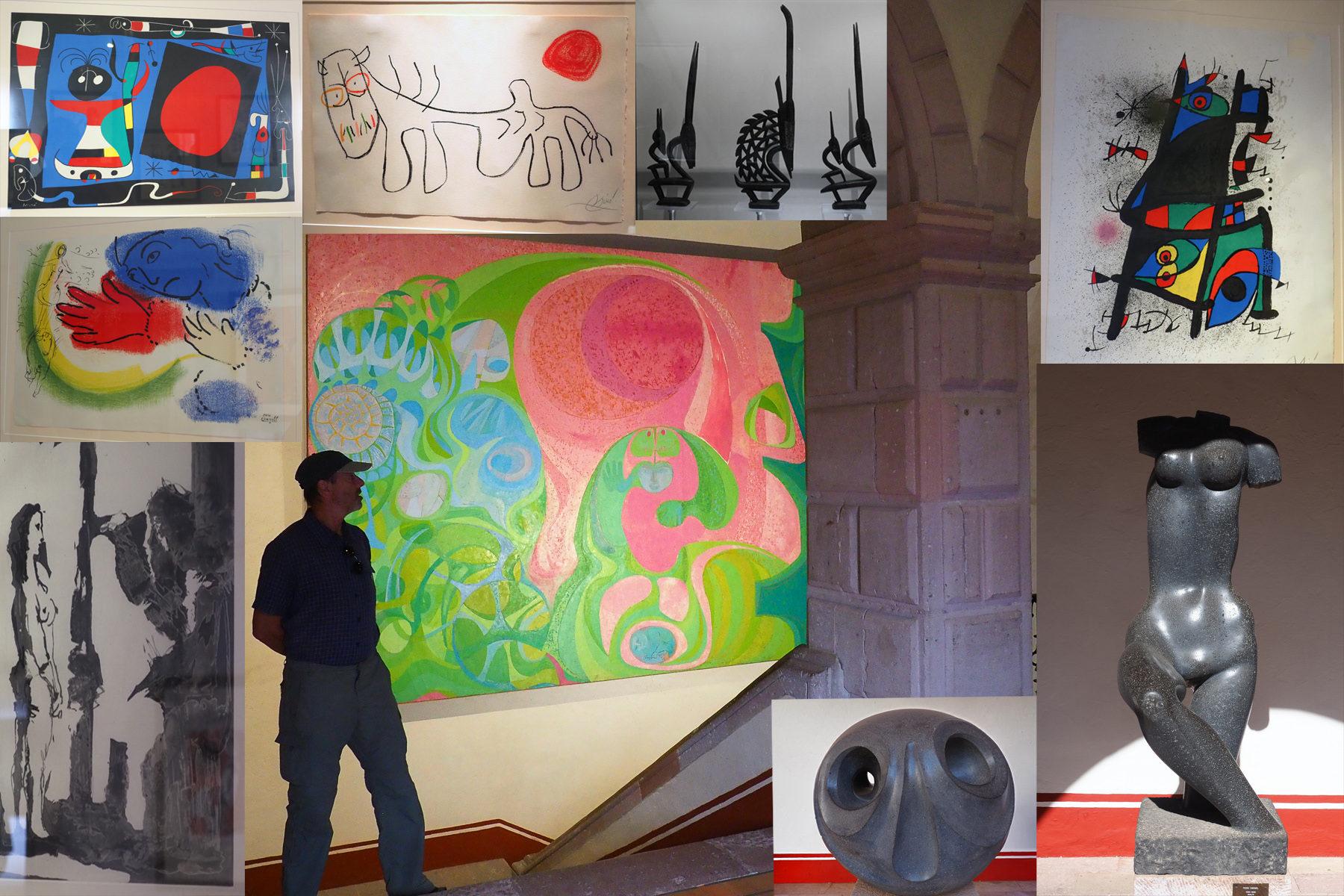 Hochkarätige Kunstausstellungen in den reichen alten Silberstädten im mexikanischen Hochland