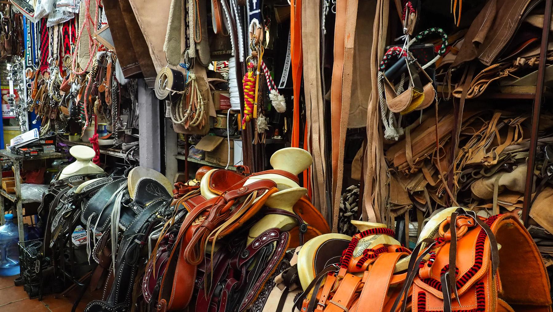 In Jerez gibt's noch die echten Cowboys