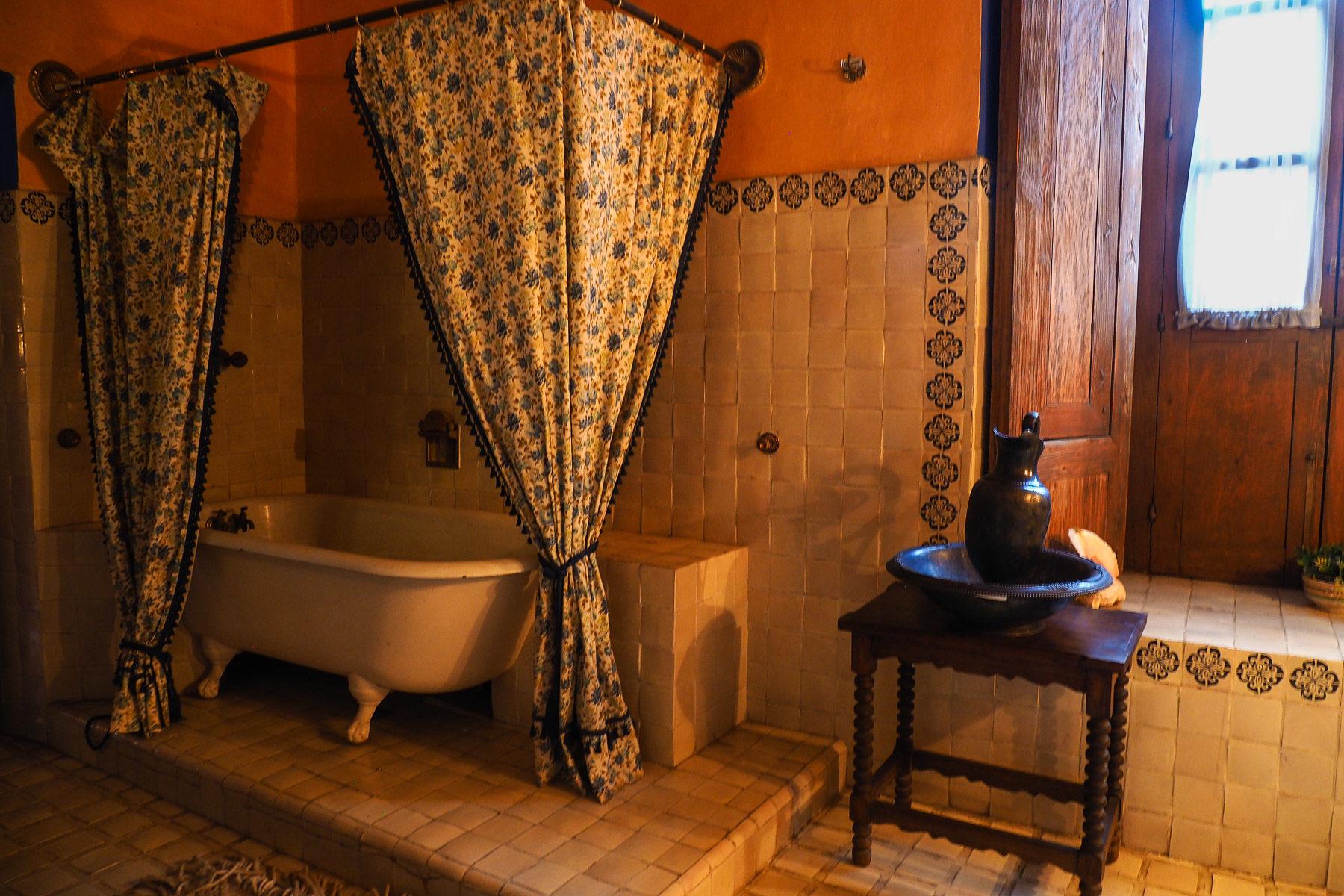 Gemütliches Badezimmer