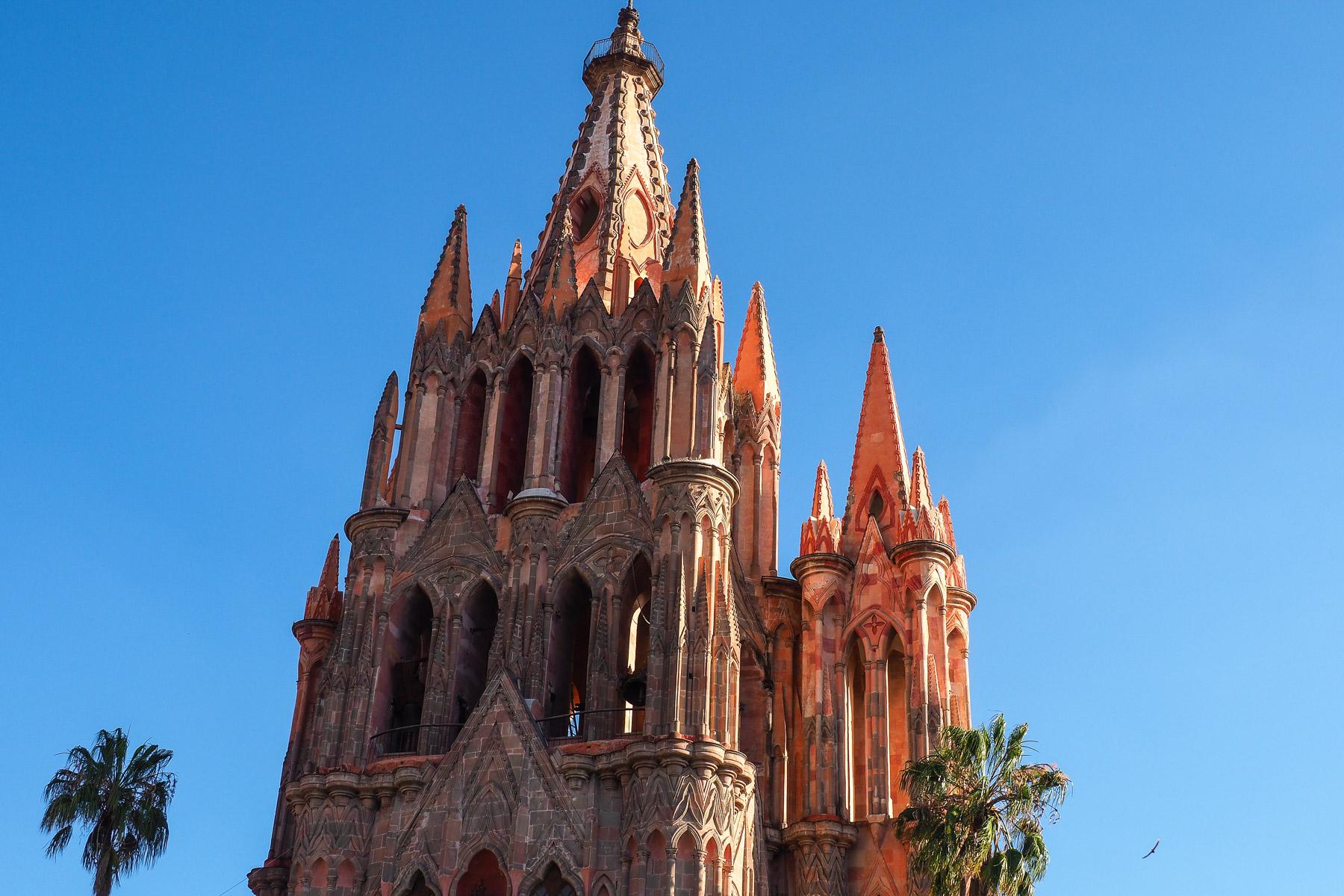 Kunstvoll geschmückte Kirche: Templo de San Francisco