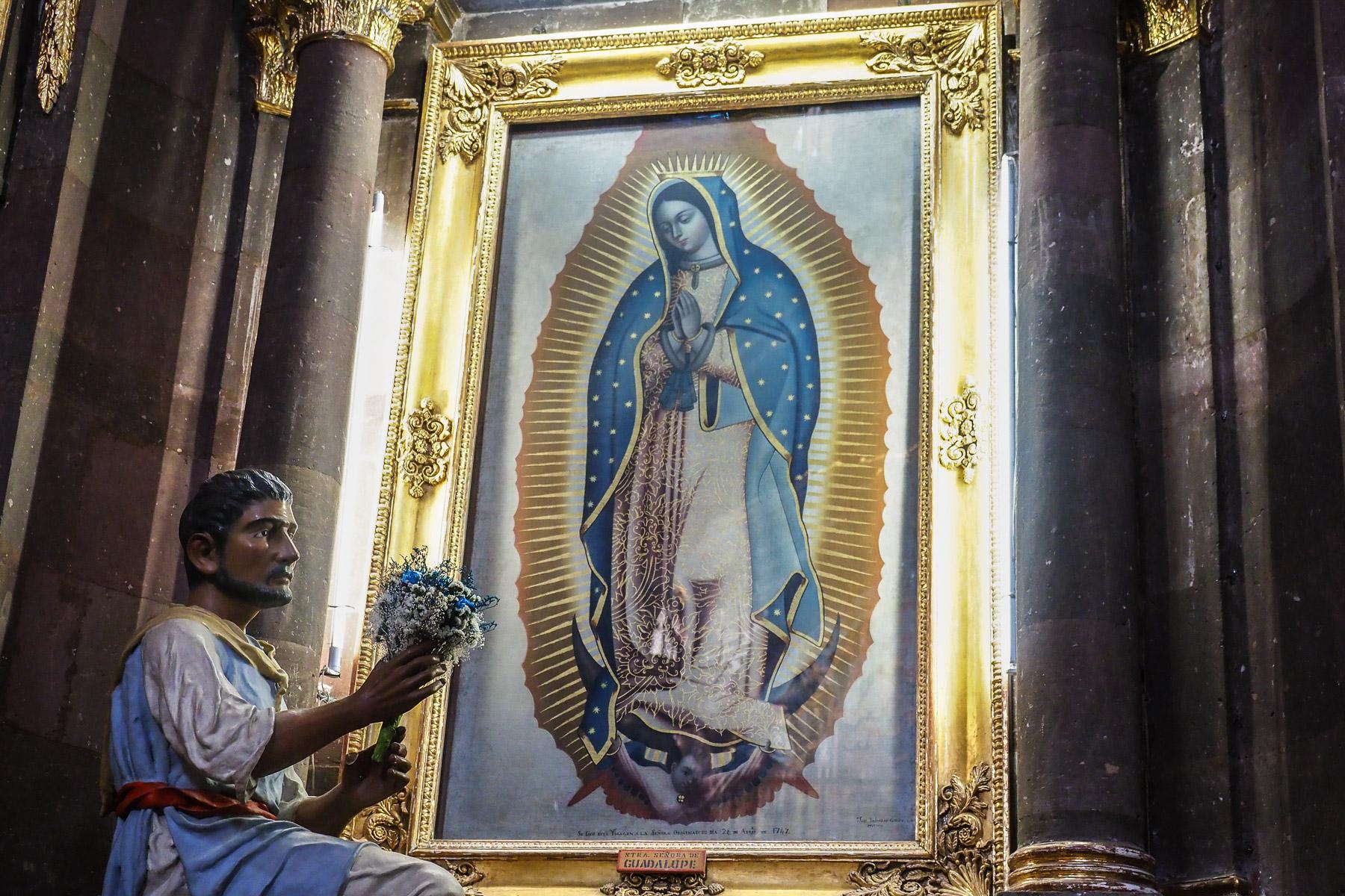 Hochverehrte Virgen de Guadalupe