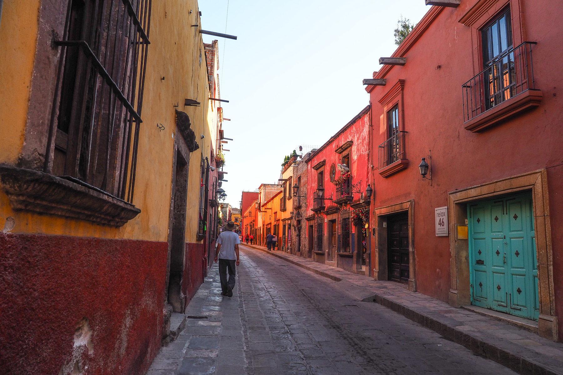 Altstadt von San Miguel de Allende