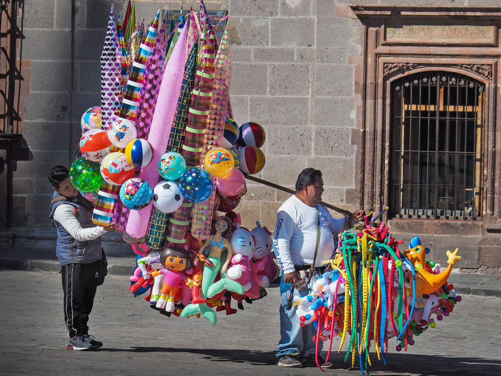 Der Luftballonmann