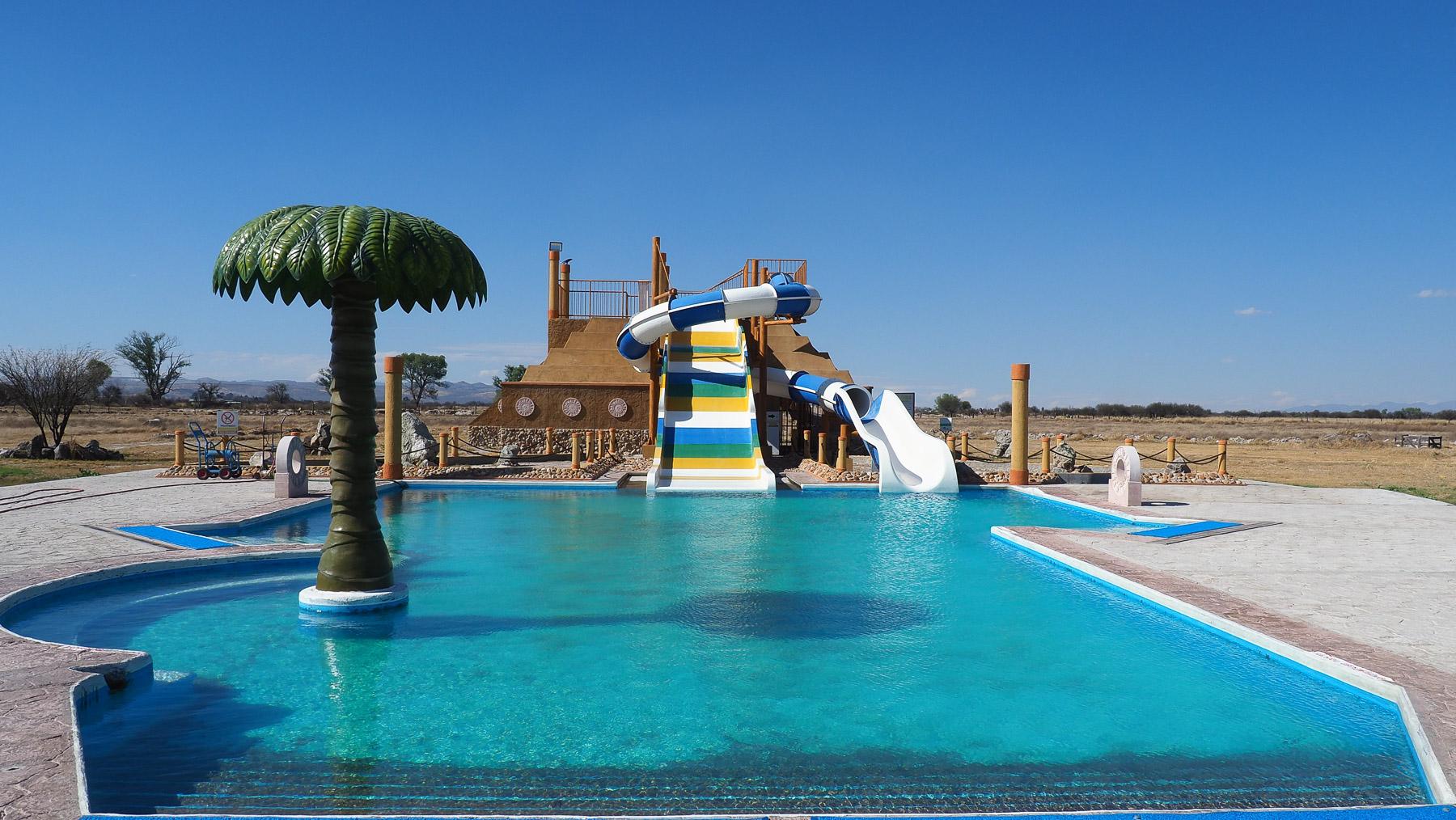 Balneario Freizeitbad - auf Kinder ausgerichtet
