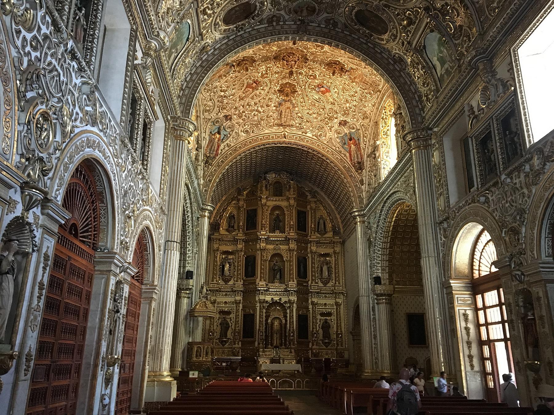 Santo Domingo - sehr schöne Ausstattung