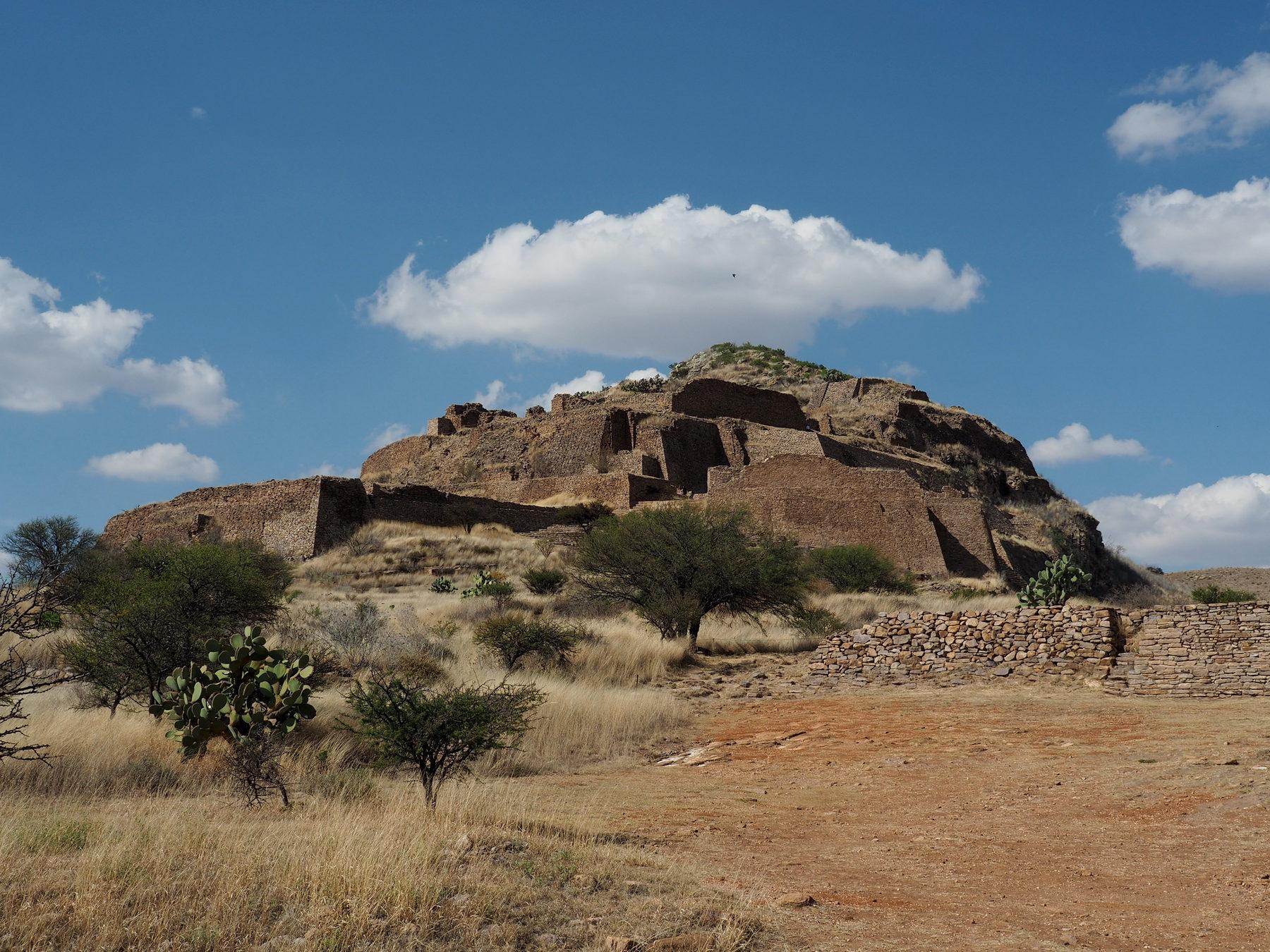 Quemada - Hinterlassenschaft der Azteken ...