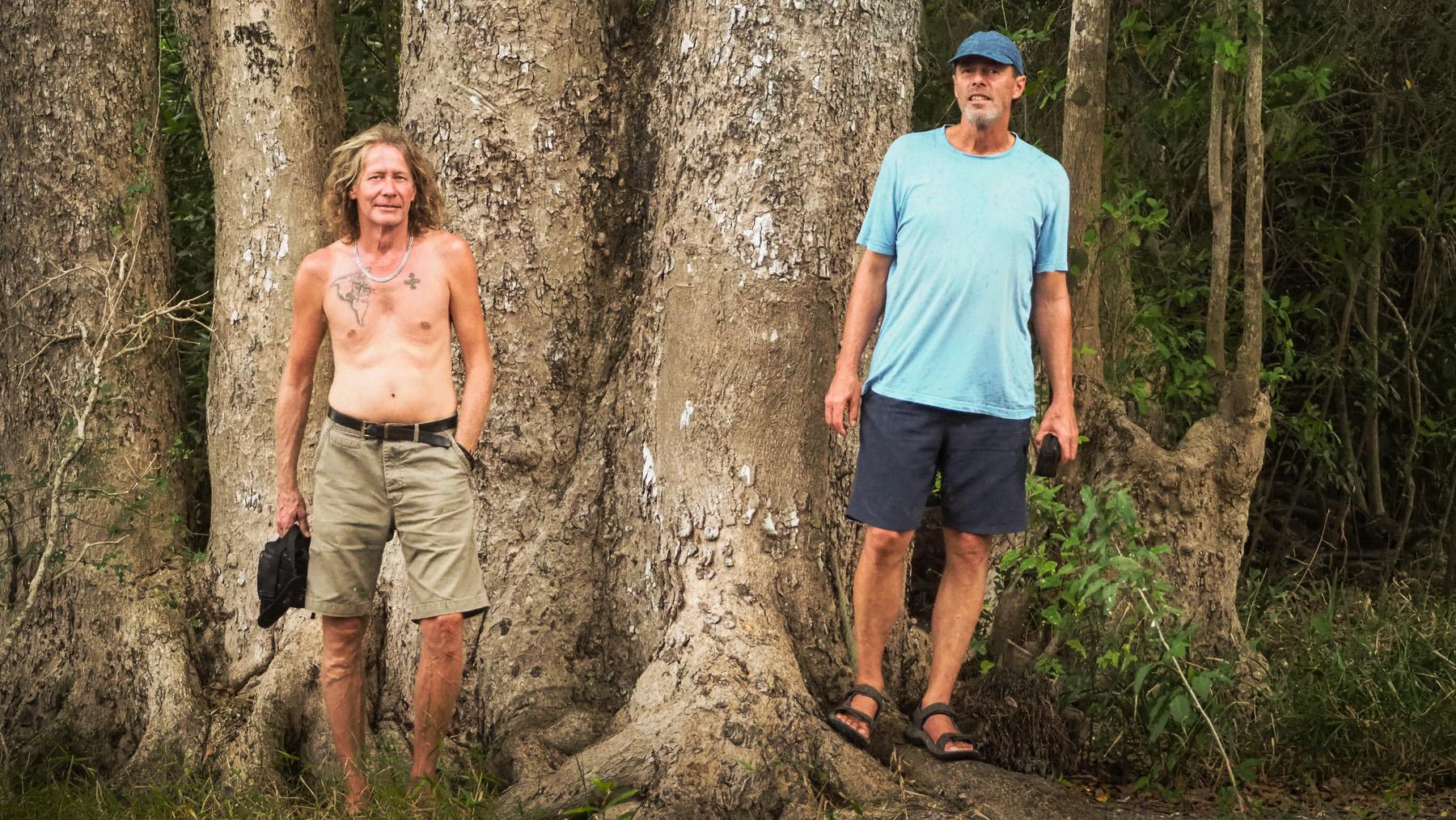 Auf Expedition: auf der Suche nach den Störchen