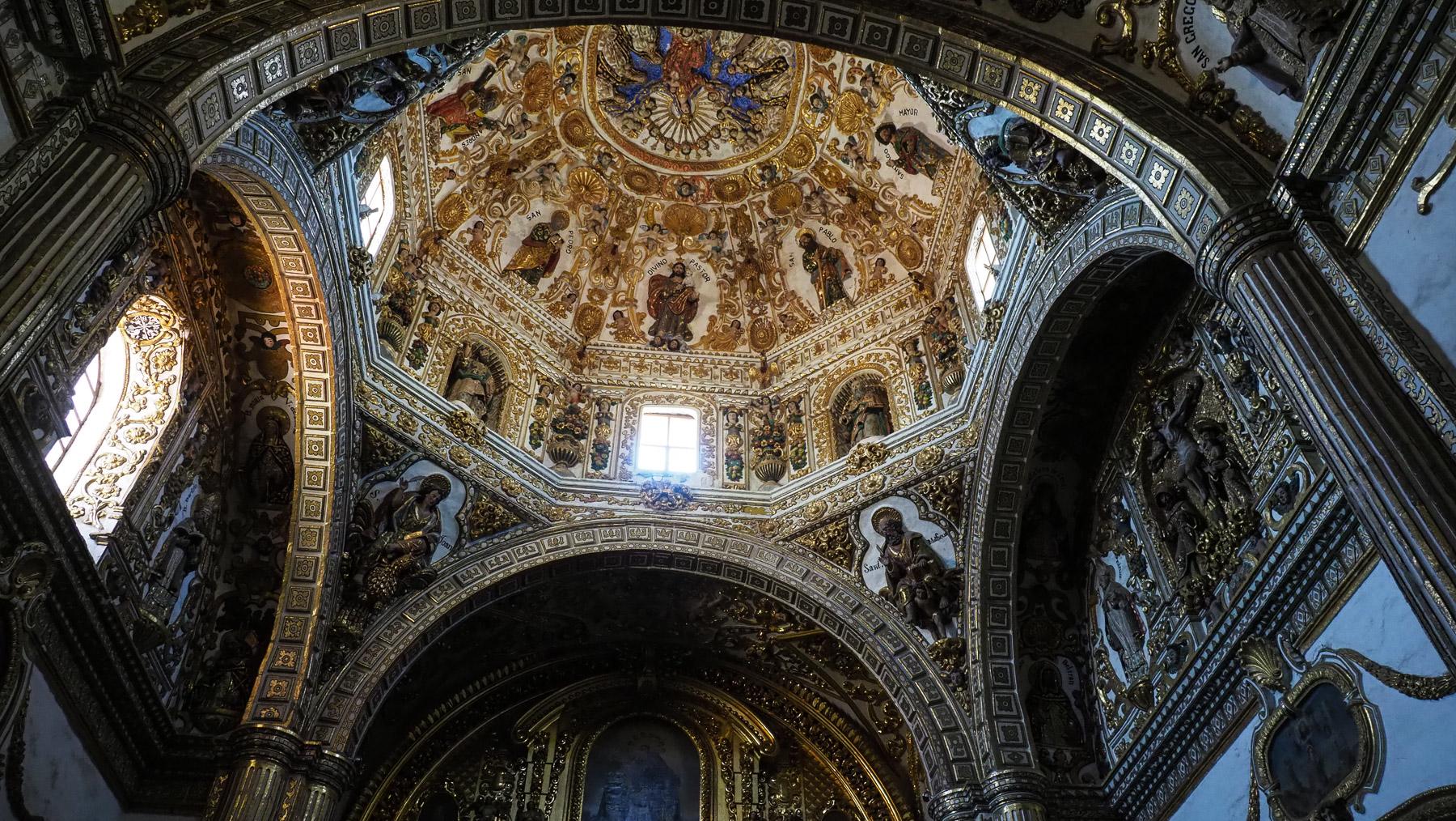 Templo de Santo Domingo von Oaxaca