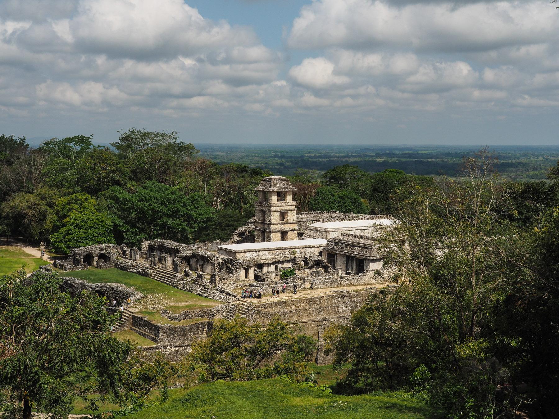 Beeindruckendes Palenque