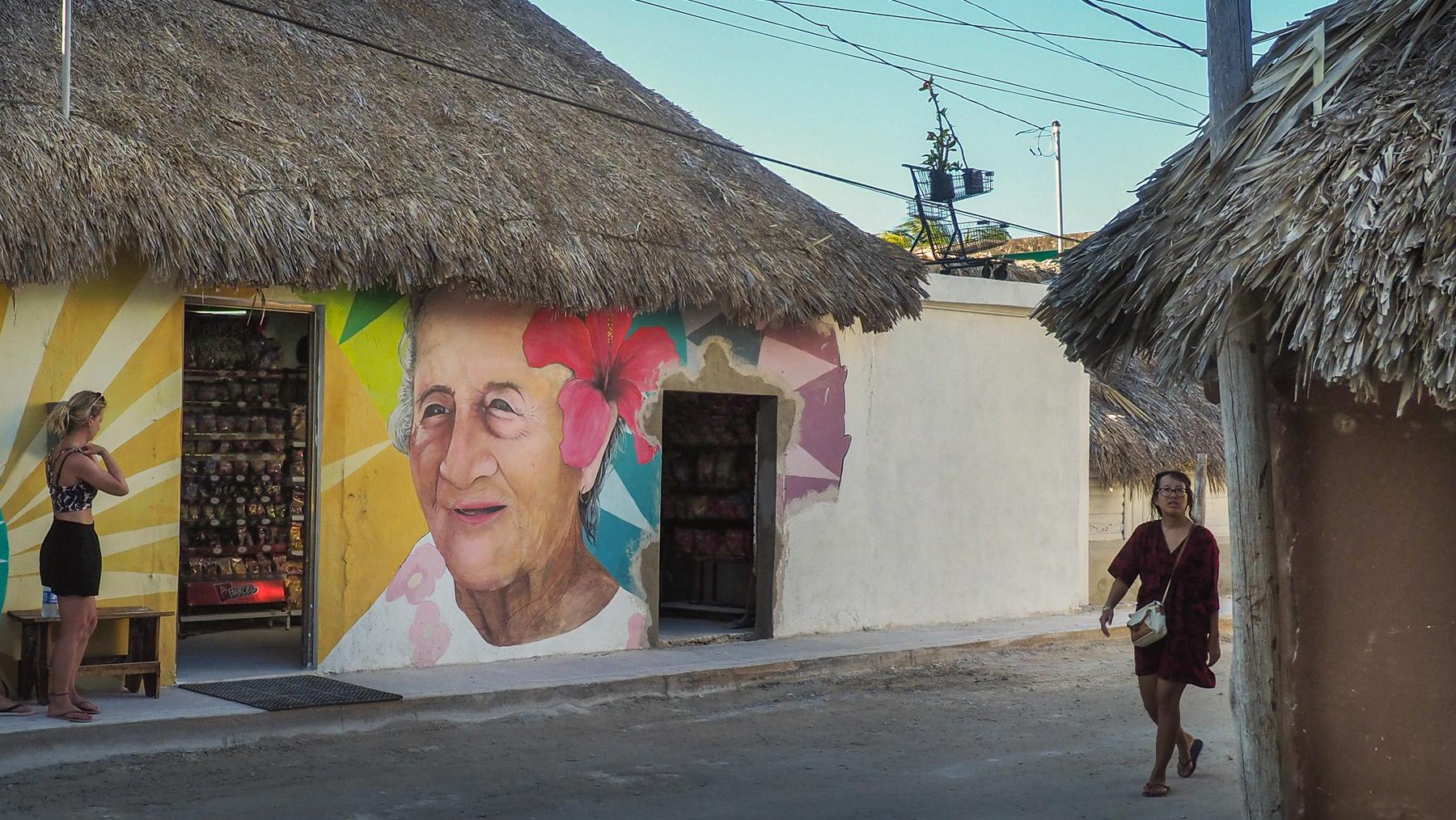 Karibikflair in Holbox
