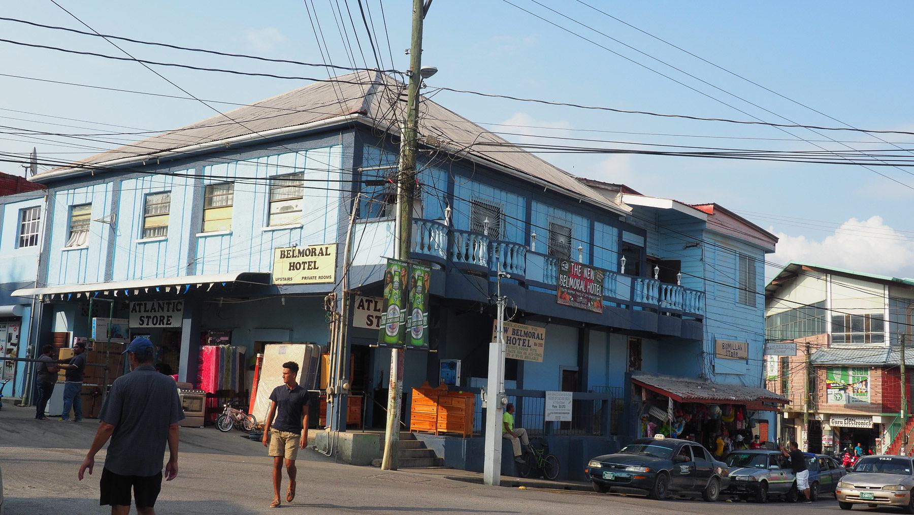 San Ignacio - launiges Städtchen