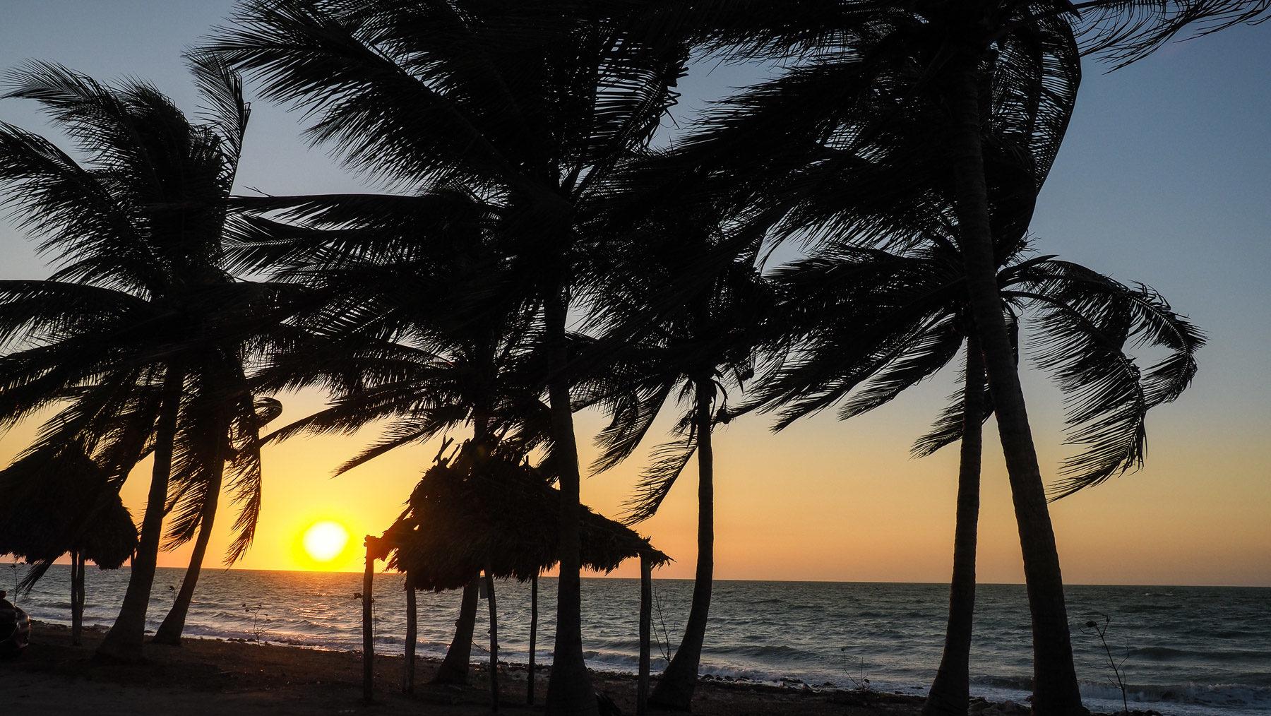 Angekommen auf der Yukatanhalbinsel