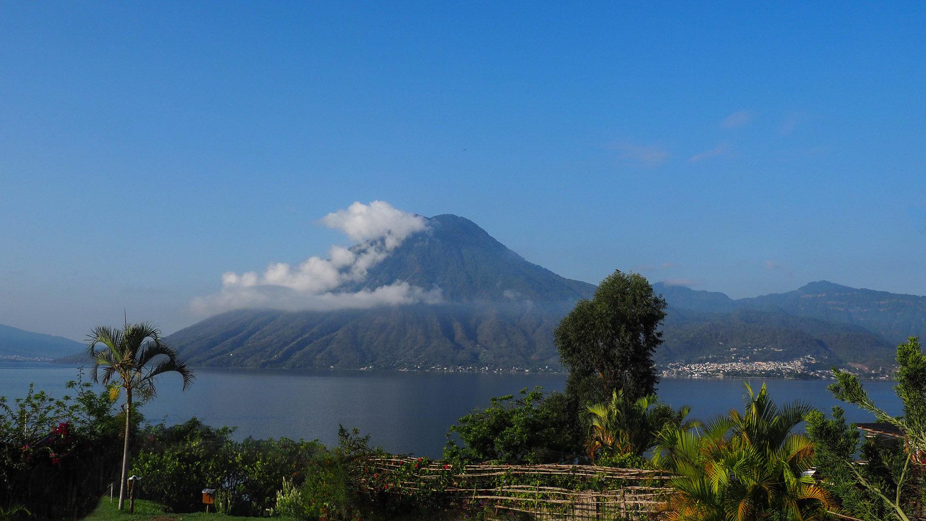 Auszeit am Lago Atitlan
