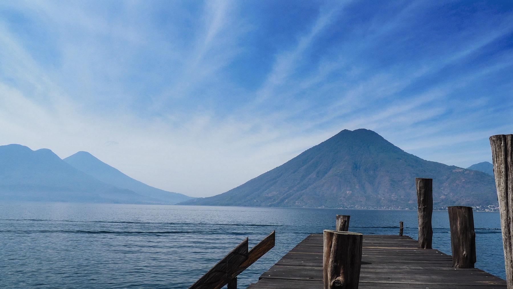 Vulkan San Pedro