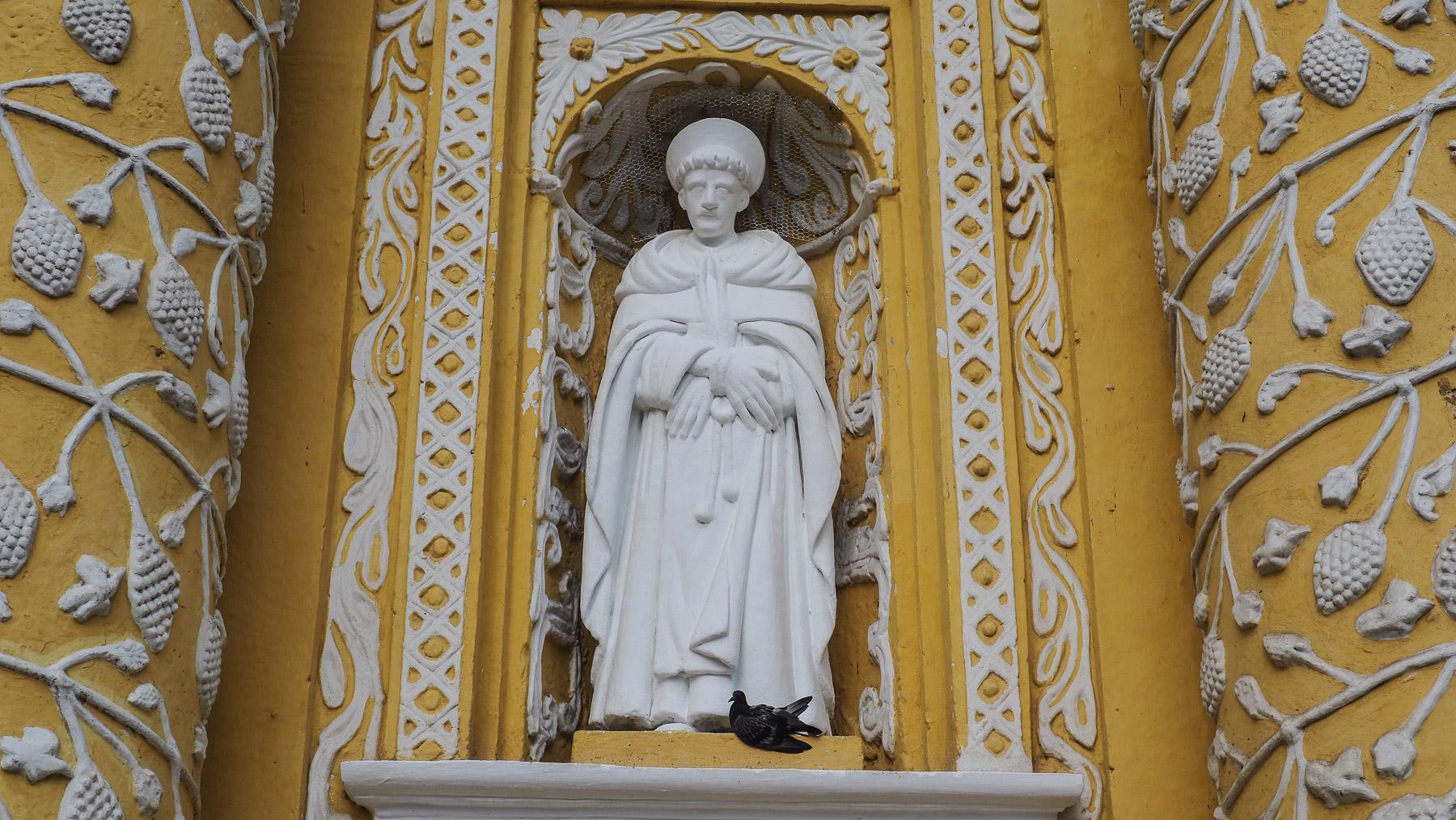 Barockkirche La Merced des Mercedarier-Ordens
