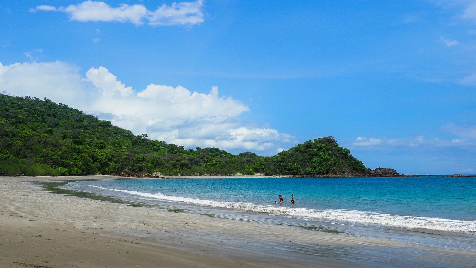 Wunderschöne Buchten am Pazifik im reizvollen Bahia de Salinas