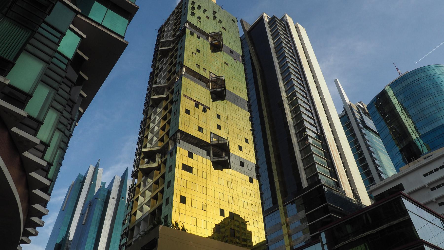 22 Wolkenkratzer sind über 200 Meter hoch