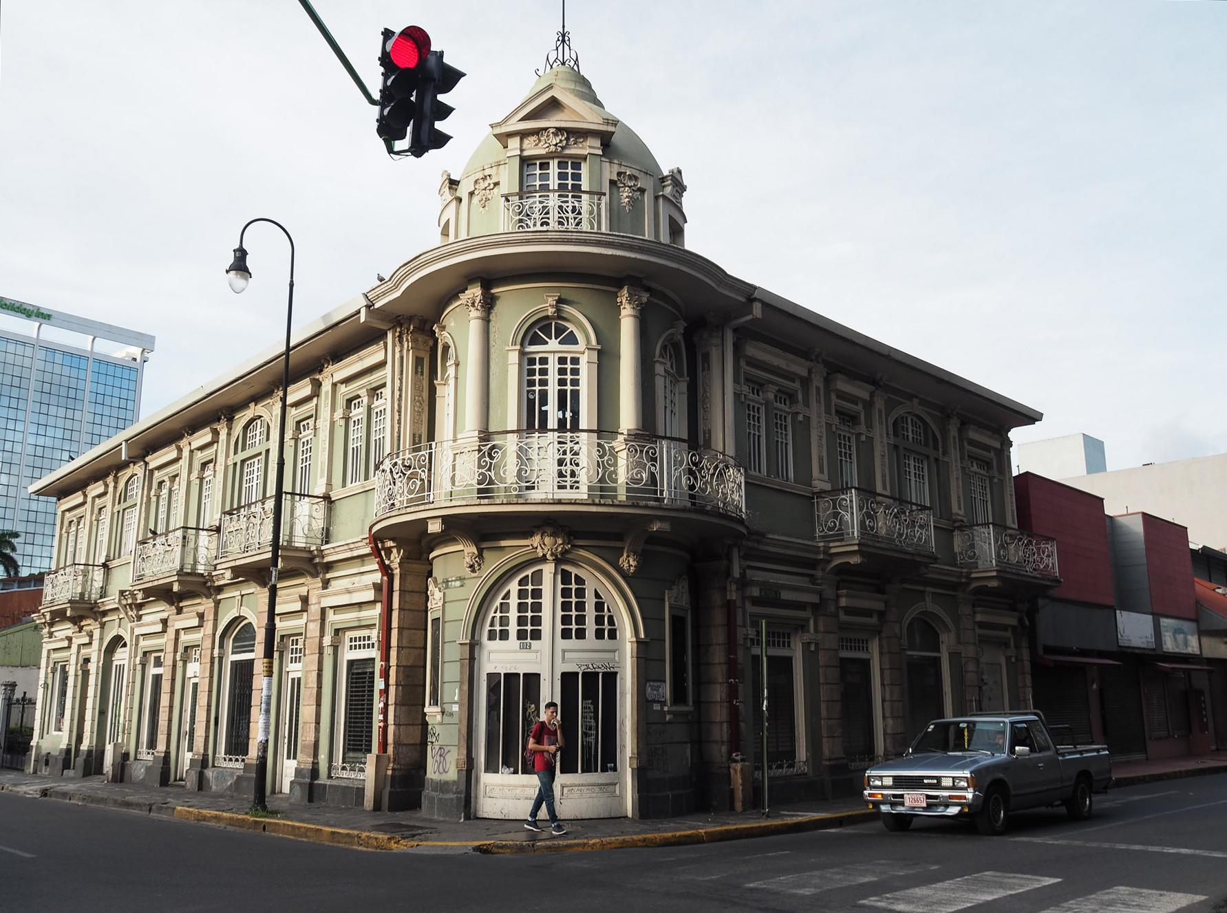 San Josè, die Hauptstadt Costa Ricas, hat wenige interessante Ecken