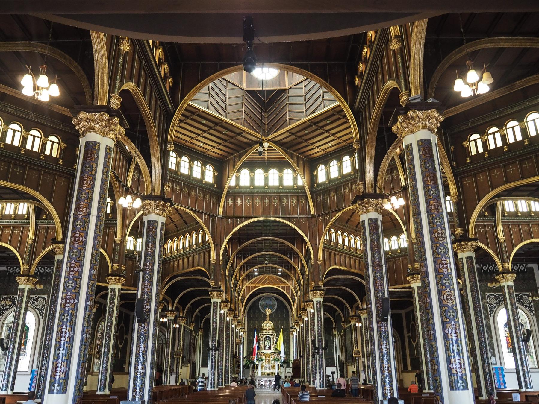 Wallfahrtskirche Basilika Nuestra Senora de los Angeles in Granada