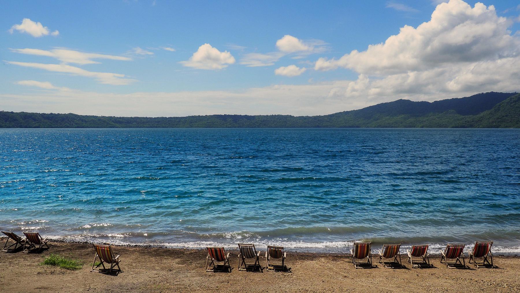 Entspannte Tage am Kratersee Laguna Apoyo