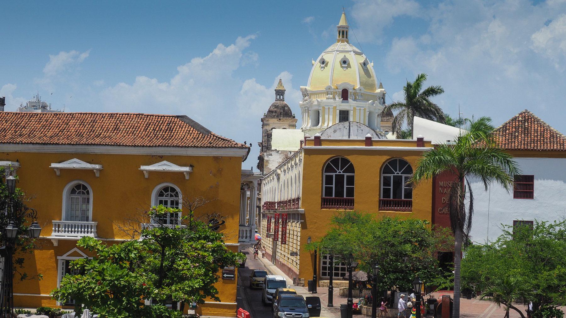 Eine der schönsten Kolonialstädte Südamerikas