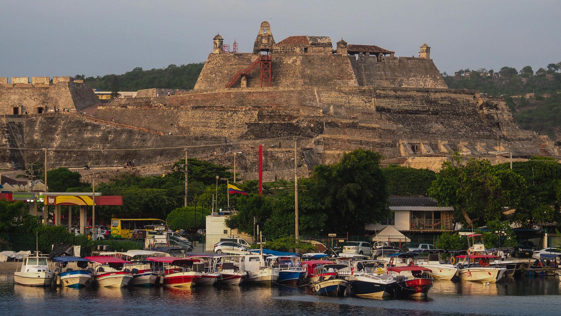 Das uneinnehmbare Castillo de San Felipe