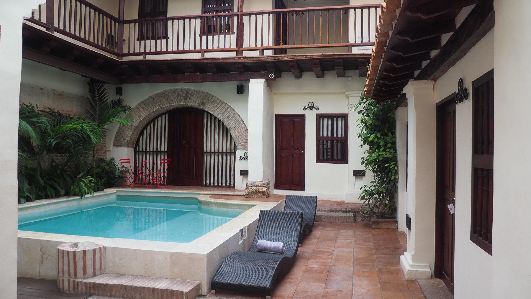 Unser kleines, koloniales Altstadthotel