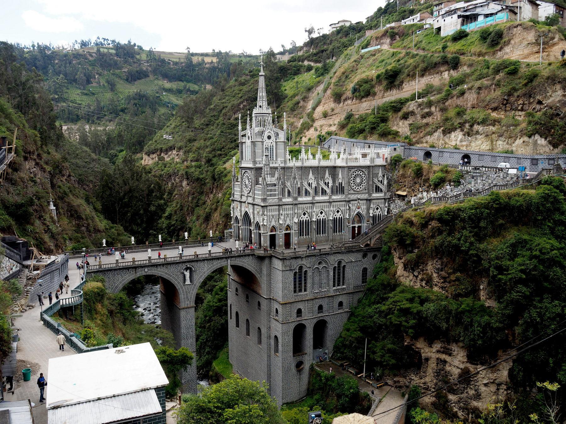 Las Lajas, was für ein Fotomotiv