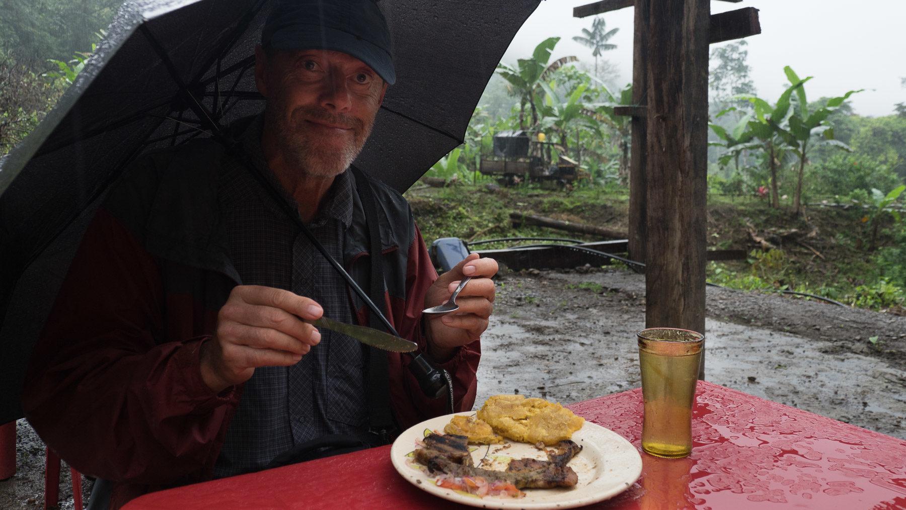 Essen unter verschärften Bedingungen