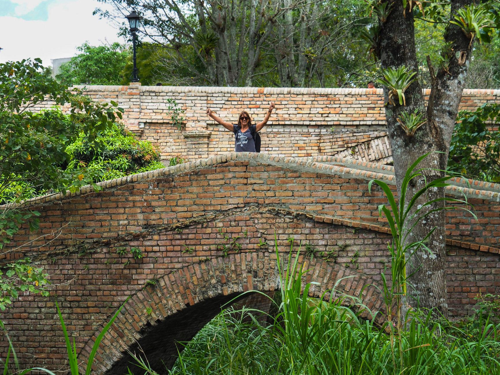 Die Brücken von Popayan