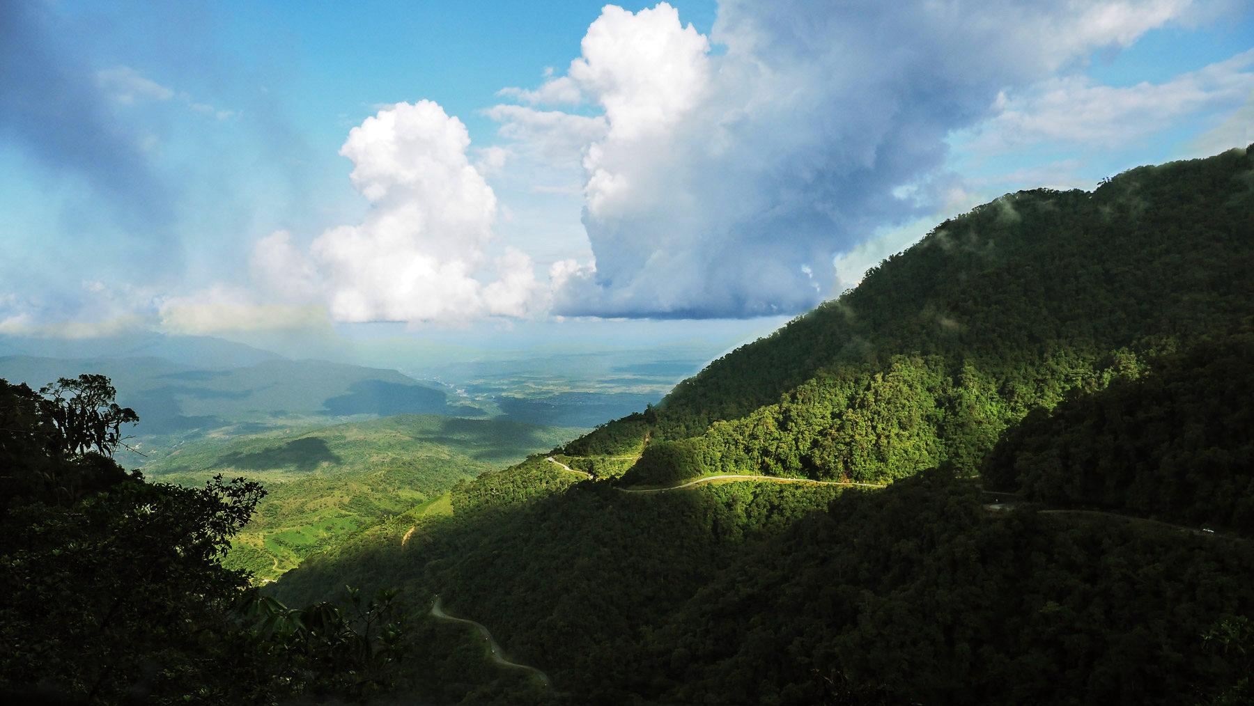 Ausblicke bis ins Amazonasgebiet