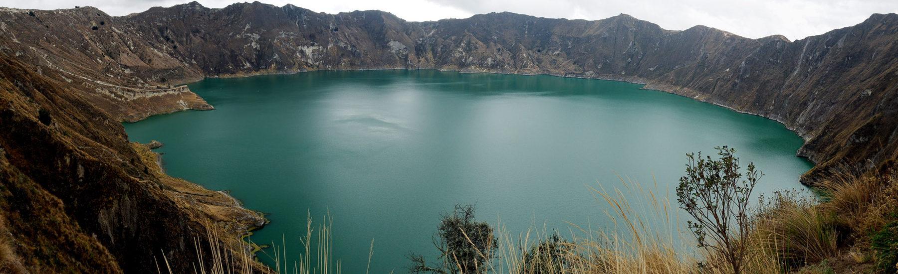 Laguna Quilotoa Panorama