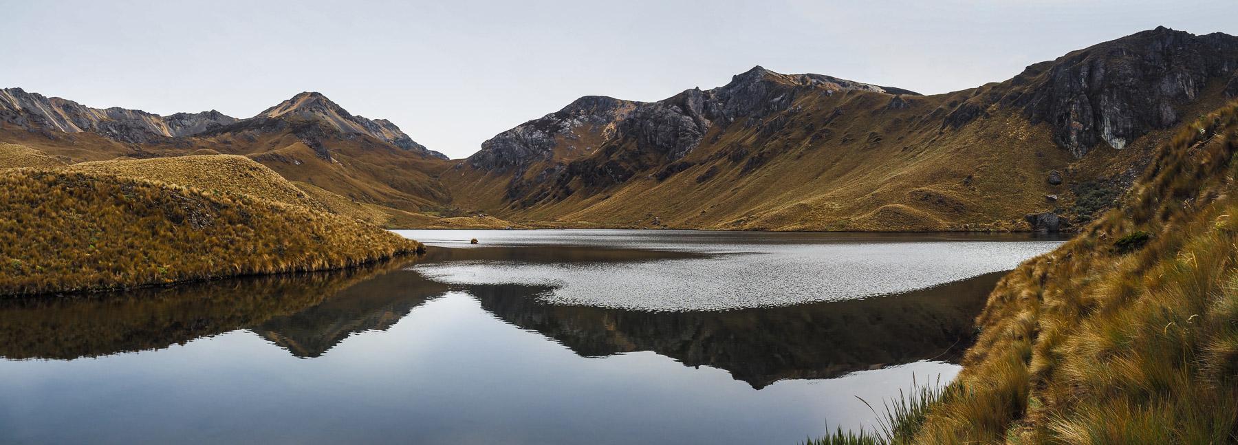 Abstecher in das Hochland zum Nationalpark Cajas