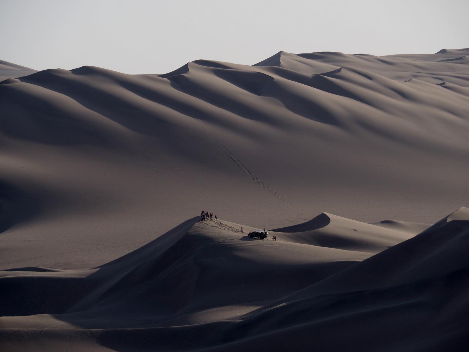 Kleiner Ausflug in den Sandkasten gefällig?