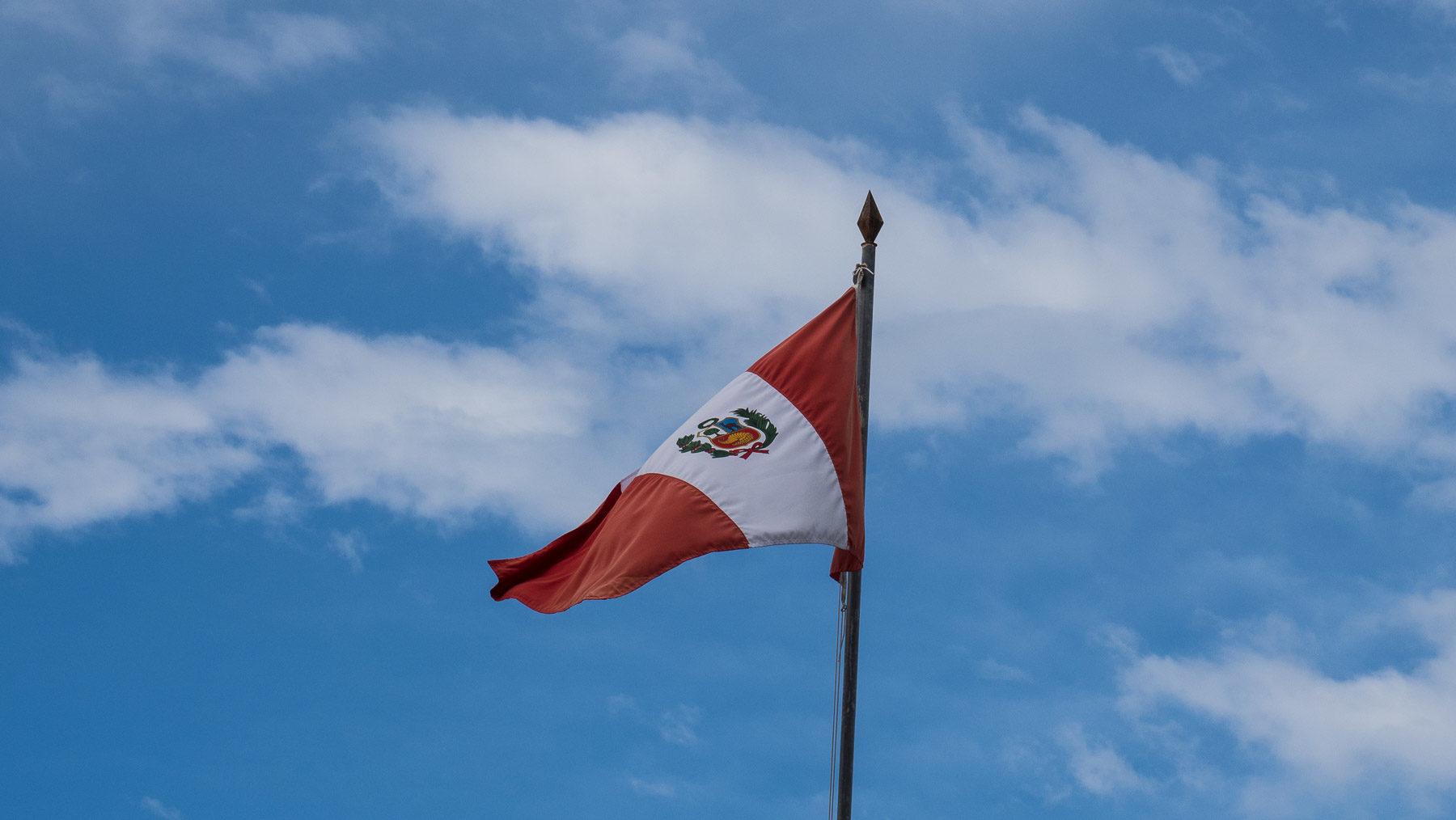 Wir sind in Peru