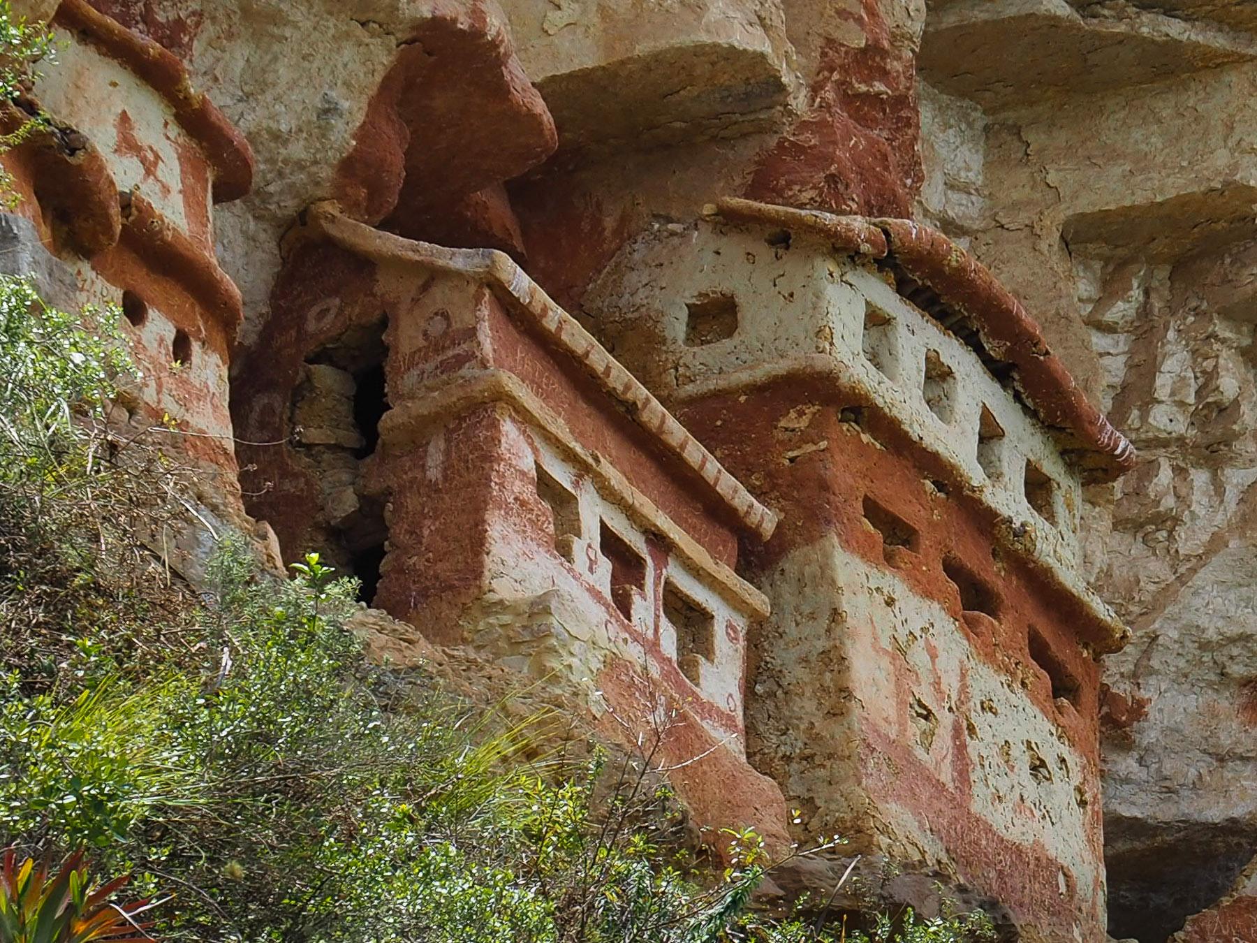Mausoleen von Revosh