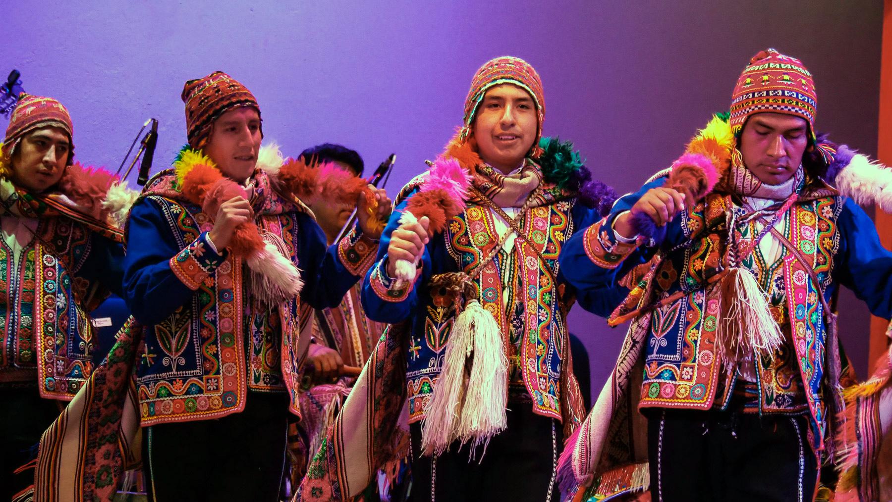 Folklore für Touristen