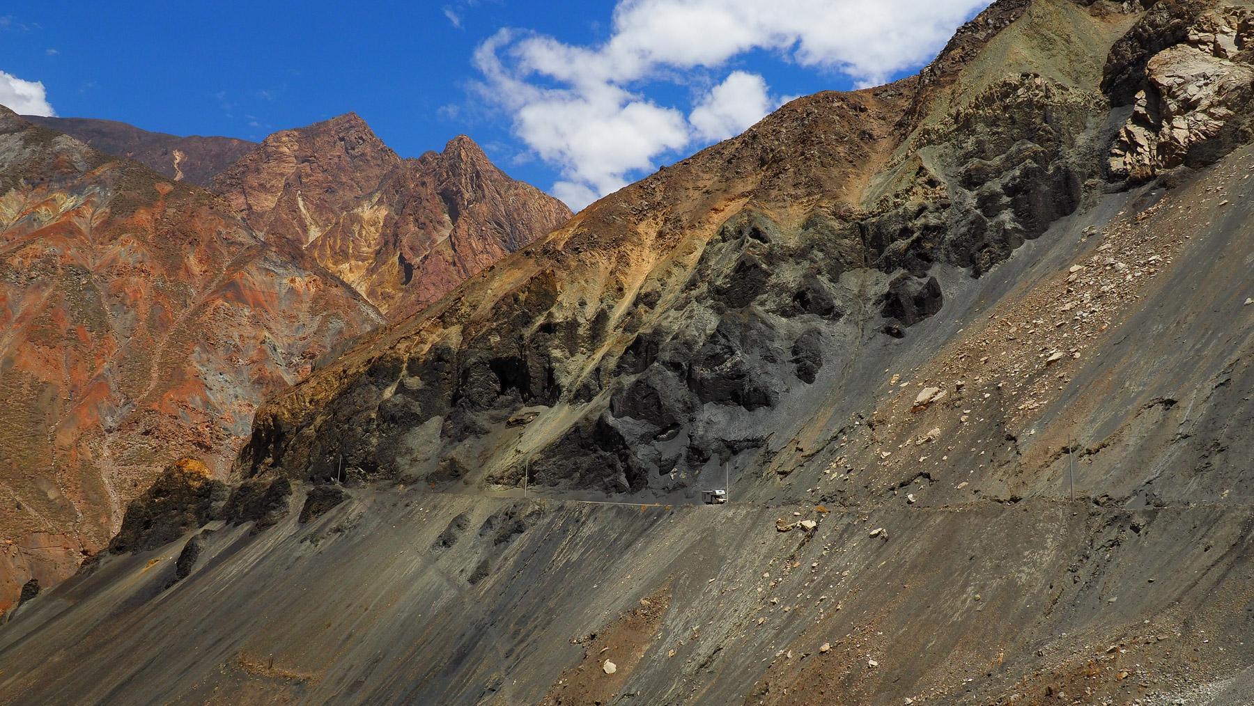 Zurück in die Berge – auf dem Weg in die Cordillera Blanca