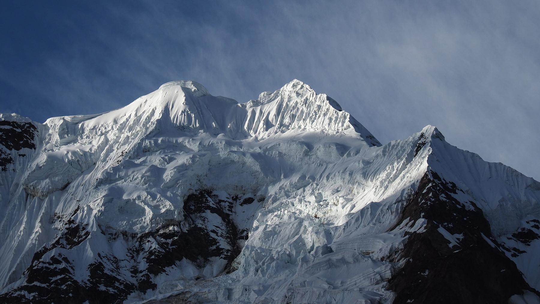 Eisige Höhen