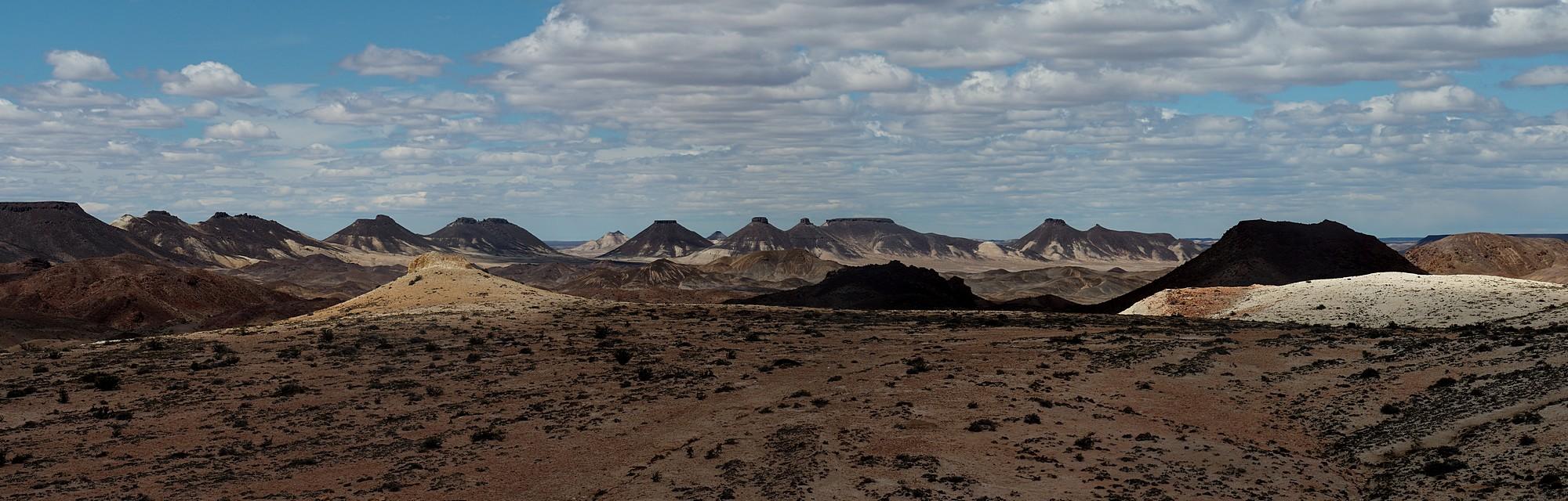 Auch die umgebende Landschaft kann sich sehen lassen