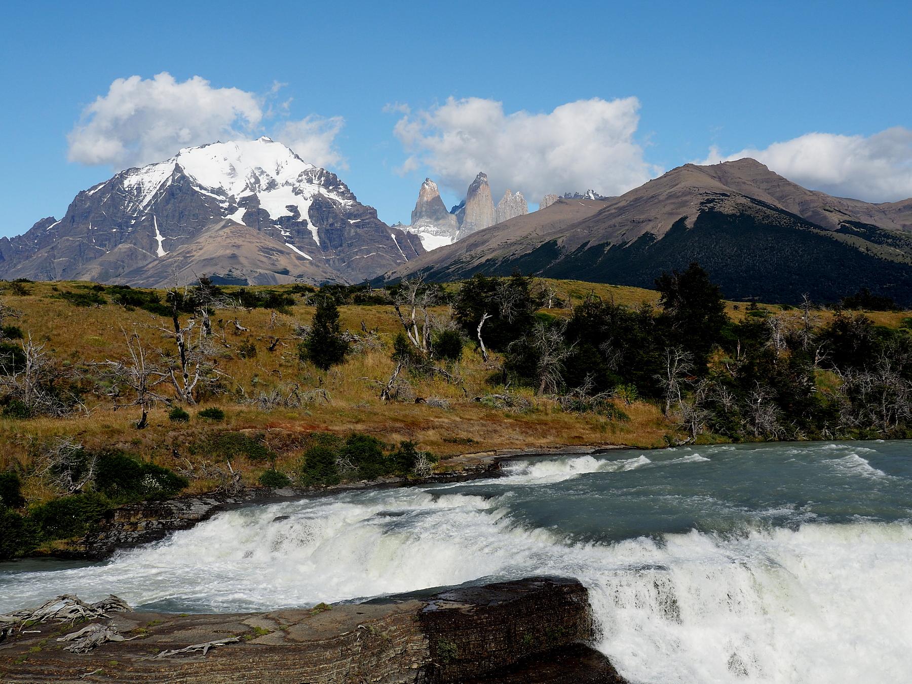 Ausblicke auf die Torres del Paine