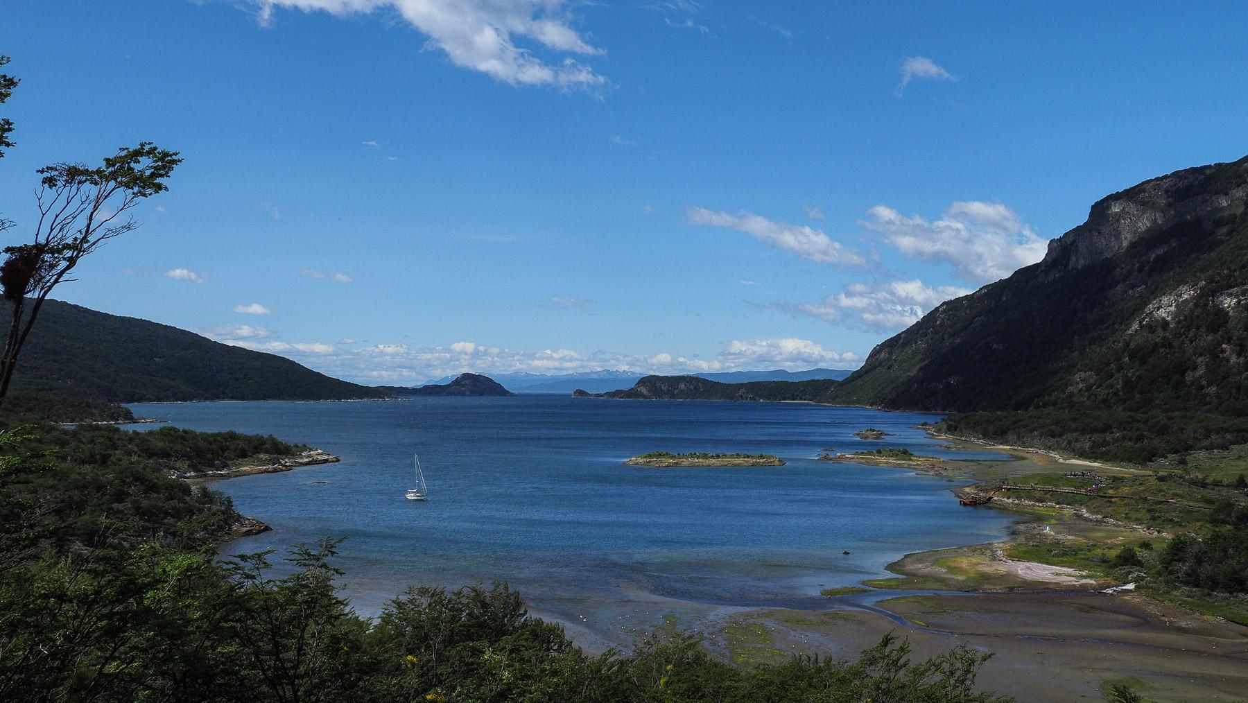 ... und schöne Landschaft