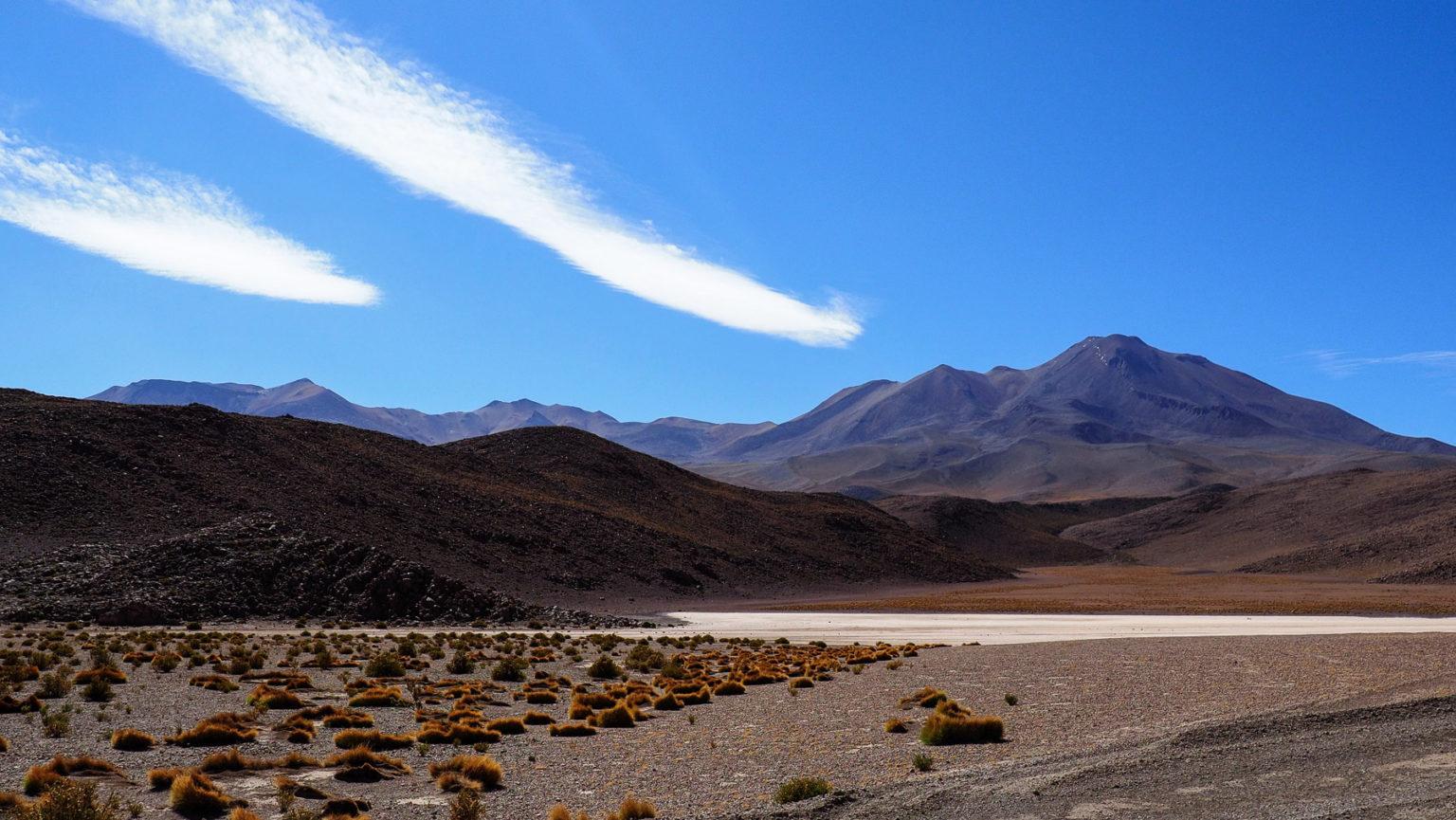 Unterwegs Richtung Bolivien