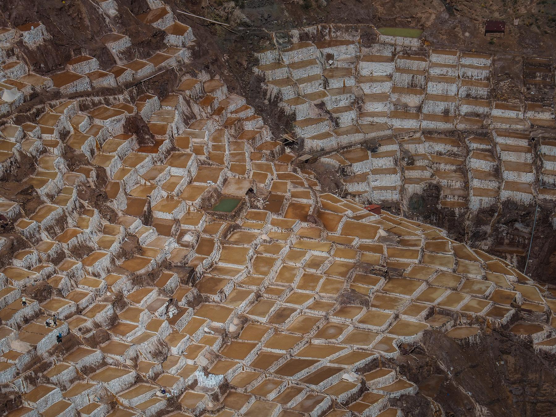 Die Inka-Salinen von Maras